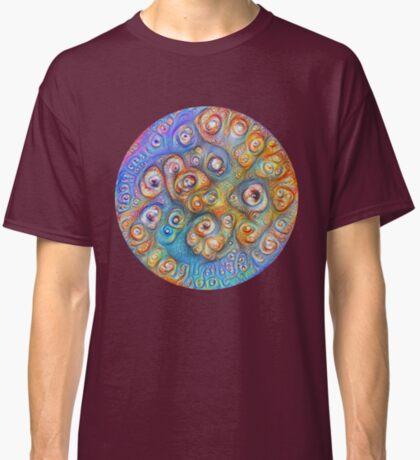 Planet Four #Deepdream Classic T-Shirt