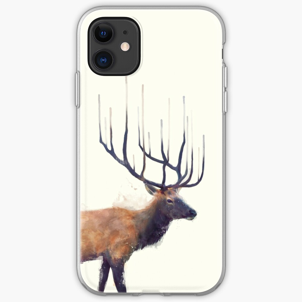 Elk // Reflect iPhone Case & Cover