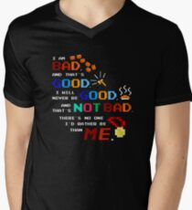 No One I'd Rather Be Men's V-Neck T-Shirt