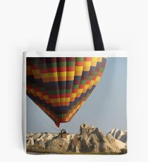 Turkey, Kapadokya: Hot Air Balloon Ride Tote Bag