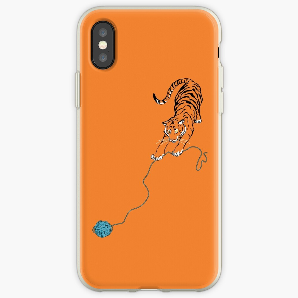 Big Kitty iPhone Case & Cover