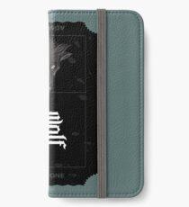 Wolf Tickets iPhone Wallet/Case/Skin