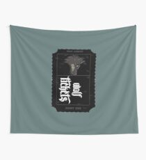Wolf Tickets Wall Tapestry