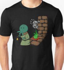A Little Closer....  Unisex T-Shirt