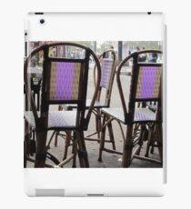Abstract at first sight iPad Case/Skin