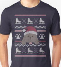 Makkachin Christmas Unisex T-Shirt