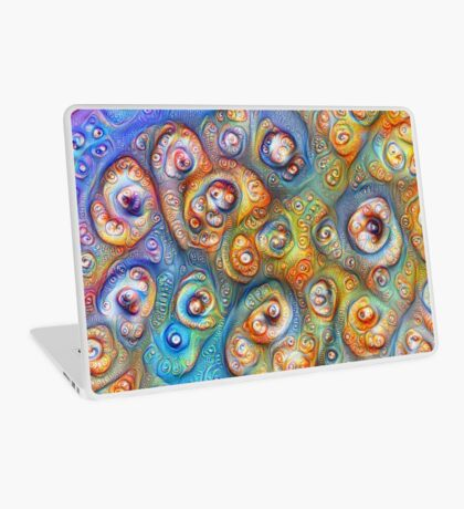 Planet Four #Deepdream Laptop Skin