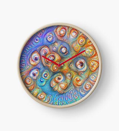 Planet Four #Deepdream Clock