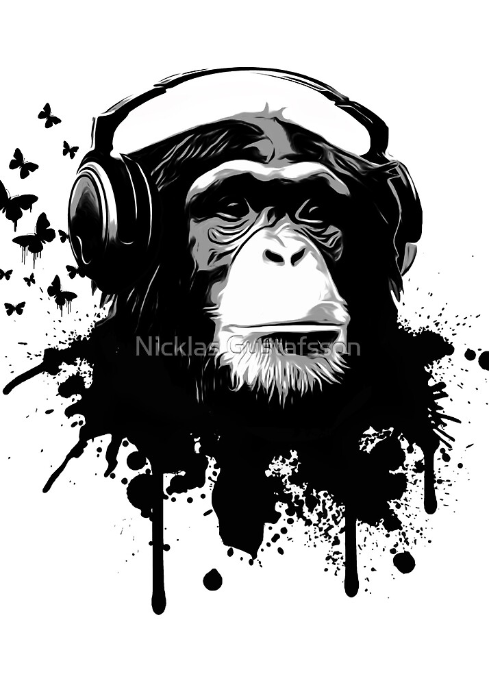 Monkey Business by Nicklas Gustafsson