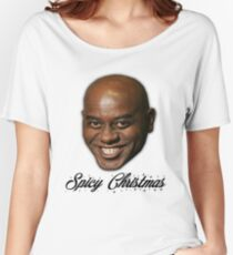 Spicy Christmas Women's Relaxed Fit T-Shirt