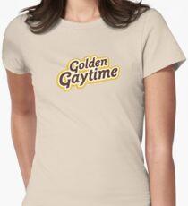 Golden Gaytime Women's Fitted T-Shirt