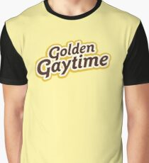 Golden Gaytime Graphic T-Shirt