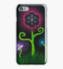 The Life Glow iPhone Case/Skin