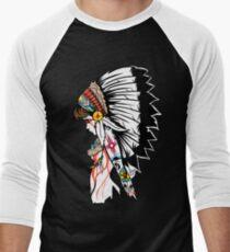 Nuevo Mexico Men's Baseball ¾ T-Shirt