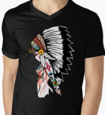 Nuevo Mexico Men's V-Neck T-Shirt