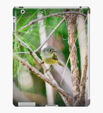 Tucked Away in the Long Needle Pines. iPad Case/Skin