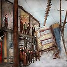City - Cleveland OH - Open house 1913 by Mike  Savad