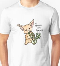 Fennec with Fennel T-Shirt