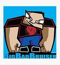 Big Bad Bruiser Photographic Print