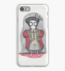 king henry VIII iPhone Case/Skin