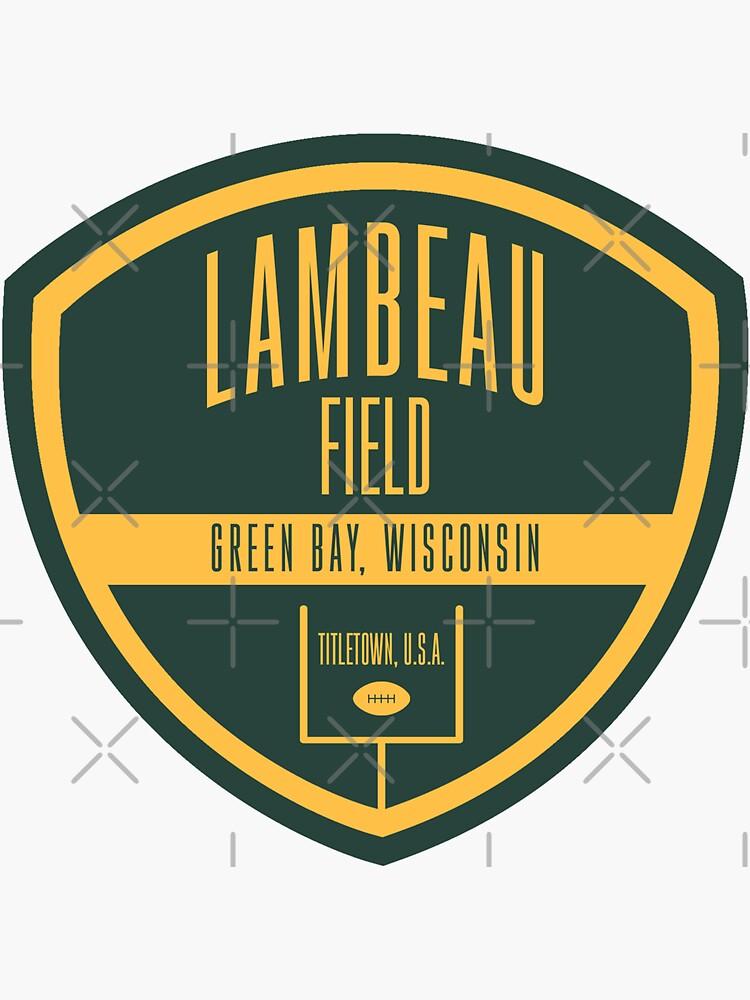 Lambeau Field by tomhillmeyer