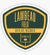 Lambeau Field Sticker