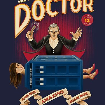 The Mysterious Doctor by ianleino