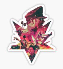 Officer Downe Sticker