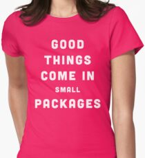 Small Packages Womens T Shirts Tops Redbubble