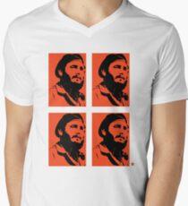 Revolution Pop Men's V-Neck T-Shirt