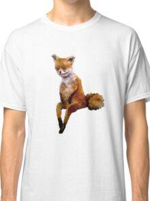 Stoned fox the Taxidermy Fox Meme Classic T-Shirt