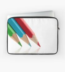 Coloured Pencils Laptop Sleeve