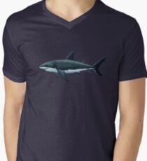 Carcharodon carcharias by Amber Marine, great white shark illustration, art © 2015 T-Shirt