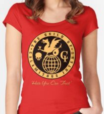 The Venture Brothers - Guild of Calamitous Intent Women's Fitted Scoop T-Shirt