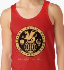 The Venture Brothers - Guild of Calamitous Intent Tank Top