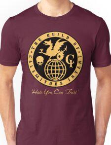 The Guild of Calamitous Intent Unisex T-Shirt