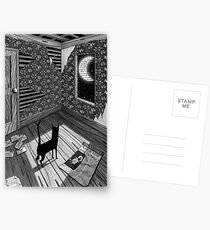 Paper Moon Postcards
