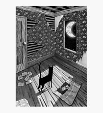 Paper Moon Photographic Print