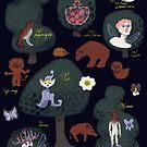 A Midsummer Night's Dream by marmalademoon