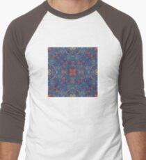 Geometric Marble | Midnight Fire II T-Shirt