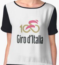 Giro d'Italia 100 Women's Chiffon Top