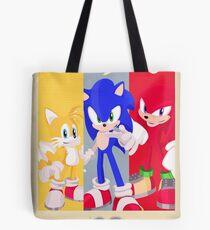 Team Sonic - Sonic the Hedgehog Tote Bag
