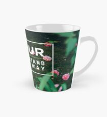 Devour All Who Stand In Your Way (Flowers) Tall Mug