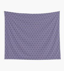 Haunted Mansion Wallpaper (Tile) Wall Tapestry