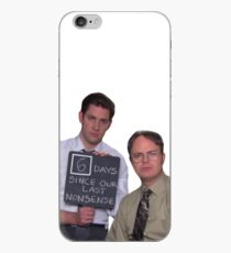 6 Days Since Our Last Nonsense - AARM iPhone Case