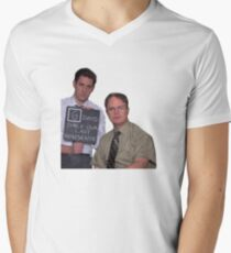 6 Days Since Our Last Nonsense - AARM Men's V-Neck T-Shirt