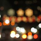 City Lights by Teresia Newton