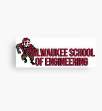 Milwaukee School of Engineering Canvas Print