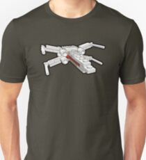 X-wing in bricks T-Shirt