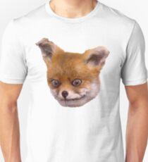 ORIGINAL STONED TAXIDERMY FOX MEME  T-Shirt